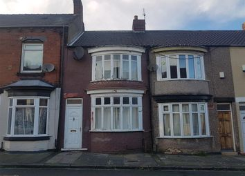 Thumbnail 3 bedroom terraced house for sale in Kindersley Street, Middlesbrough