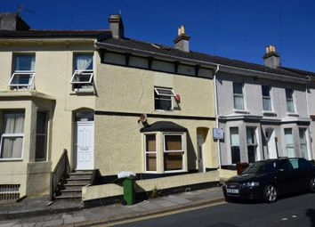 Thumbnail 4 bed terraced house for sale in Sydney Street, Plymouth, Devon