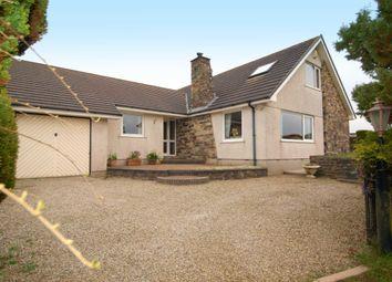 Thumbnail 4 bed detached bungalow for sale in Golberdon, Callington