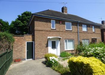 Thumbnail 3 bed semi-detached house to rent in Fernwood Crescent, Wollaton, Nottingham