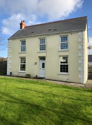 Thumbnail 3 bed detached house to rent in 28 Front Street, Rosemarket