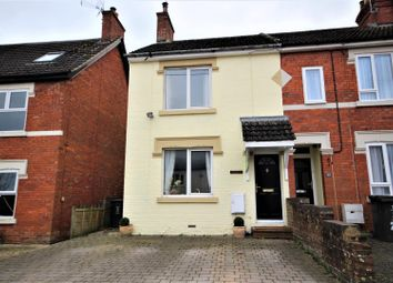 Thumbnail 3 bed end terrace house for sale in New Road, Chiseldon, Swindon