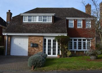 Thumbnail 4 bed detached house for sale in Wells Close, Tonbridge