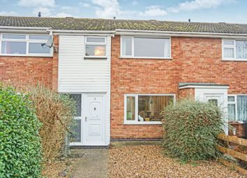 Thumbnail 3 bed terraced house for sale in Cufflin Close, Leicester
