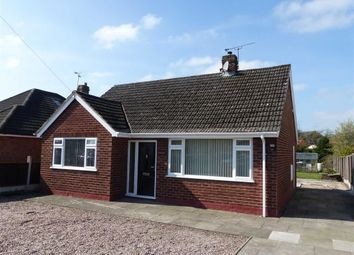Thumbnail 2 bed detached bungalow to rent in Hollybush Crescent, Willaston, Nantwich