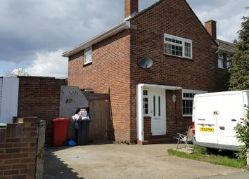 Thumbnail 3 bed end terrace house for sale in Knolton Way, Wexham, Slough
