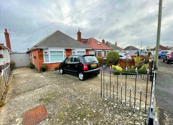 Thumbnail 3 bed detached bungalow for sale in Marchwood Road, Bournemouth