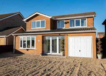 Thumbnail 4 bed detached house for sale in Cradge Bank, Spalding