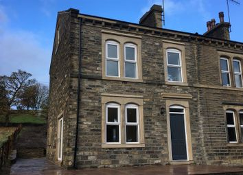Thumbnail 3 bed terraced house for sale in 5 Woodside, Branch Road, Barkisland