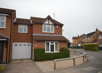 Thumbnail 3 bed semi-detached house to rent in Mawby Close, Whetstone, Leicester