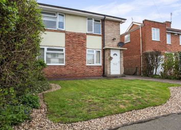 Thumbnail 2 bed maisonette for sale in Vesey Close, Water Orton, Birmingham