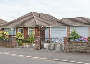 Thumbnail 3 bed detached bungalow for sale in Lackford Avenue, Totton, Southampton