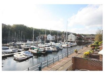 Thumbnail 4 bed flat to rent in Plas Taliesin, Penarth