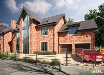 Thumbnail 5 bed detached house for sale in Plot One, Ferneyfield Development, Hunt Lane, Chadderton