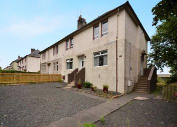 Thumbnail 2 bed flat for sale in Kilmarnock Road, Mauchline