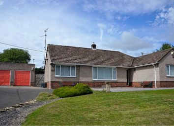 Thumbnail 5 bedroom detached bungalow for sale in Paven Close, Swindon