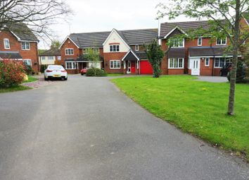 Thumbnail 4 bed detached house for sale in Planetree Road, Walsall