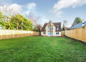 Thumbnail 4 bed detached house for sale in Westbrook End, Milton Keynes