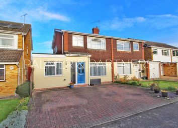 Thumbnail 3 bed semi-detached house for sale in Bury Close, Marks Tey, Colchester