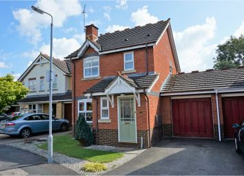 Thumbnail 3 bedroom link-detached house for sale in Boleyn Close, Swindon