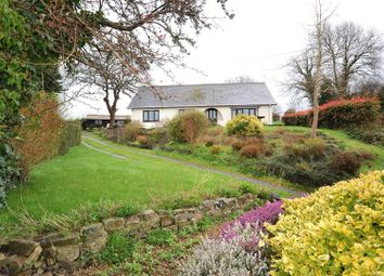 Thumbnail 3 bed detached bungalow for sale in Martletwy, Narberth