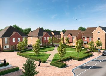 Thumbnail 4 bedroom semi-detached house for sale in De Burgh Gardens, The Porchester At Tadworth Gardens, Tadworth