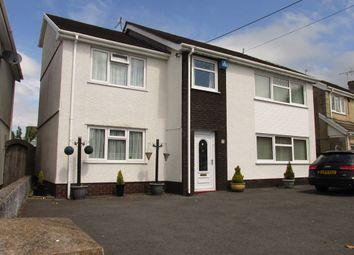 Thumbnail 6 bedroom detached house for sale in Caecerrig Road, Pontarddulais, Swansea