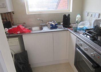 Thumbnail 1 bedroom flat to rent in Alum Rock Road, Birmingham