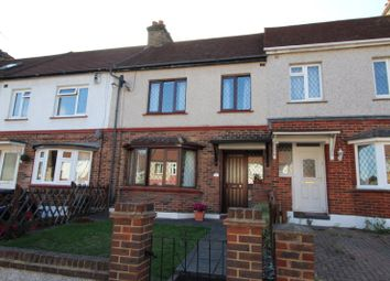 Thumbnail 3 bed terraced house for sale in Lamorna Avenue, Gravesend, Kent