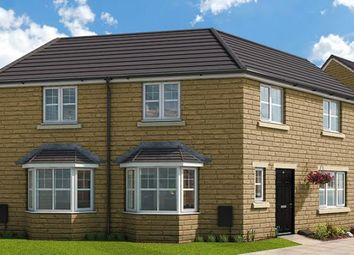 "Thumbnail 3 bed property for sale in ""The Helperby At Highgrove Place "" at Smirthwaite Street, Burnley"