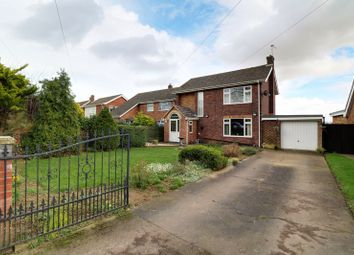 Thumbnail 3 bed detached house for sale in Brigg Road, Hibaldstow, Brigg