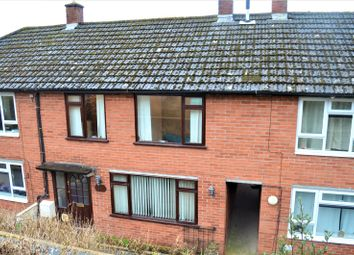 Thumbnail 3 bed terraced house to rent in 32 Crescent Gardens, Newtown, Powys