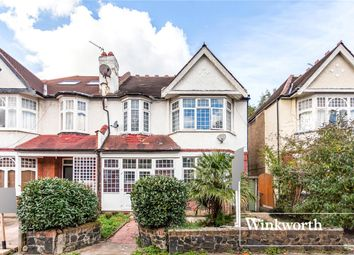 Thumbnail 4 bedroom semi-detached house to rent in Stanhope Avenue, Finchley, London