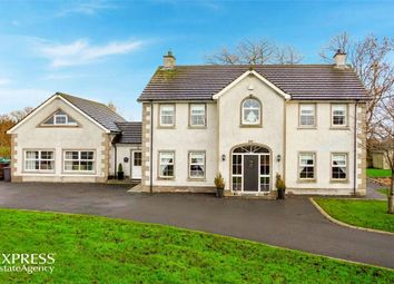 Thumbnail 5 bed detached house for sale in Tullywest Road, Nutts Corner, Crumlin, County Antrim