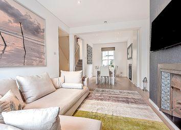 3 bed maisonette to rent in Abingdon Road, High Street Kensington, London W8