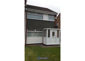 Thumbnail 3 bed semi-detached house to rent in Kestrel Close, Stockton On Tees