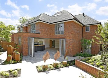 Thumbnail 5 bed detached house to rent in West Street, Marlow