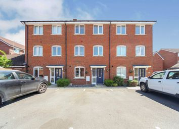 Thumbnail 4 bedroom terraced house for sale in Goodhart Crescent, Dunstable