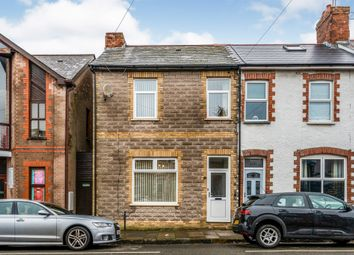 Thumbnail 3 bed end terrace house for sale in St. James Court, St. Peters Road, Penarth