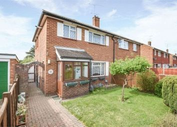 Thumbnail 3 bed semi-detached house to rent in Bain Avenue, Camberley