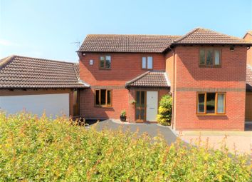 Thumbnail 4 bedroom detached house for sale in Walnut Road, Bottesford, Nottingham