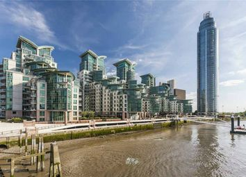 Thumbnail 2 bed flat for sale in Aquarius House, 15. St George Wharf, London