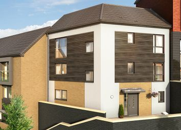 "Thumbnail 4 bedroom property for sale in ""The Heyford At Upton Place, Northampton"" at Saxon Lane, Upton, Northampton"