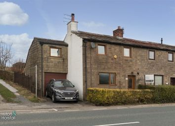 Thumbnail 3 bed cottage for sale in Keighley Road, Laneshawbridge, Colne
