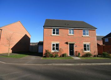 Thumbnail 4 bed detached house for sale in Heron Way, Sandbach