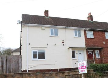 Thumbnail 3 bed semi-detached house for sale in Oak Tree Crescent, Mansfield Woodhouse, Mansfield
