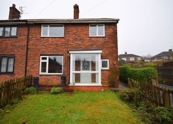 Thumbnail 3 bedroom semi-detached house for sale in Brookfield Road, Baddeley Edge, Stoke-On-Trent