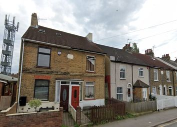 Thumbnail 2 bed semi-detached house to rent in The Grove, Swanscombe
