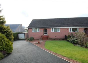 Thumbnail 2 bed bungalow for sale in Station Hill, Wigton