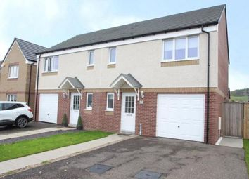 Thumbnail 3 bed semi-detached house for sale in Hallhill Drive, Johnstone, Renfrewshire